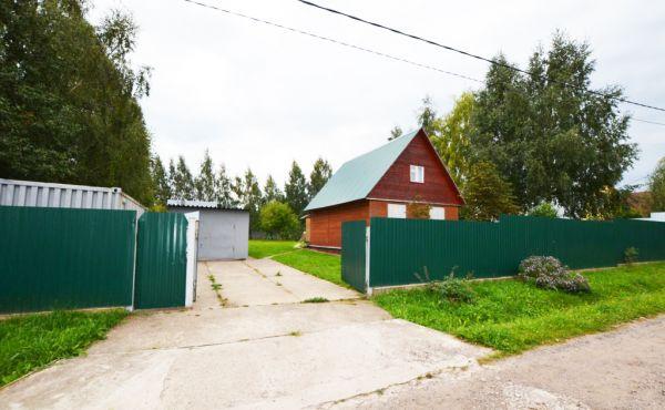Жилой бревенчатый дом в д.Юрьево Волоколамского района